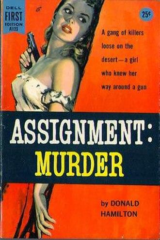 Assignment: Murder - Paperback original
