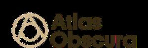 Atlas Obscura - Image: Atlas Obscura logo