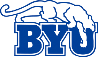 1996 BYU Cougars football team - Image: BYU Logo 1969 1998