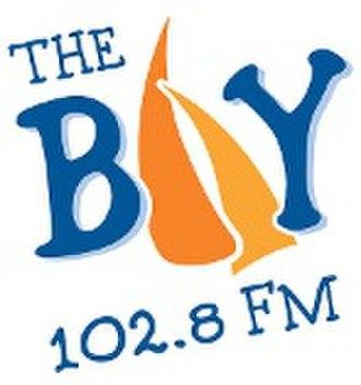 Hot Radio - Former branding