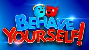 Behave Yourself! (TV series) - Image: Behave Yourself! Title Card