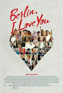 <i>Berlin, I Love You</i> 2019 anthology romantic drama film