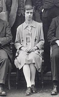 Beryl May Dent English mathematical physicist (1900–1977)