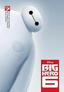 6 movie hero Big