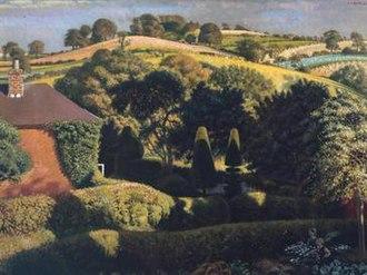 Douglas Bliss - Gunhills, Windley, 1946-52, Tate Gallery.