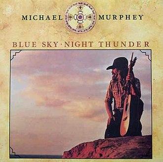 Blue Sky – Night Thunder - Image: Blue Sky Night Thunder