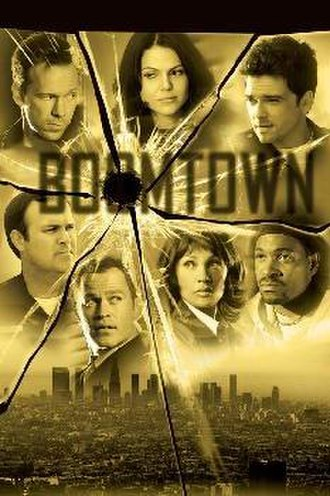 Boomtown (2002 TV series) - Boomtown season 2 promotional image