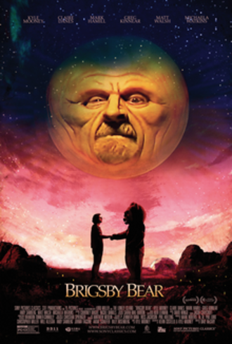 Brigsby Bear - Theatrical release poster