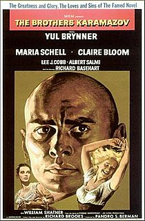 1958 film by Richard Brooks
