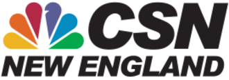 NBC Sports Boston - CSN New England logo, used from 2016 through October 2, 2017