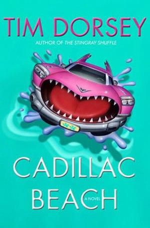 Cadillac Beach - Image: Cadillacbeachcover