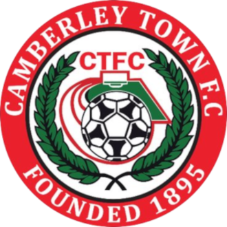 Camberley Town F.C. - Image: Camberley Town FC