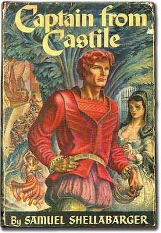 Captain from Castile (novel) - First edition