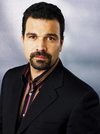 Carlos Solis - Ricardo Antonio Chavira as Carlos Solis