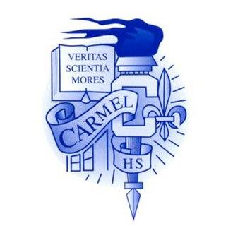 Carmel High School (Indiana) - Image: Carmel HS logo