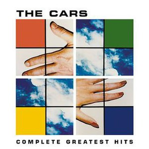 Complete Greatest Hits (The Cars album) - Image: Carscompletegh