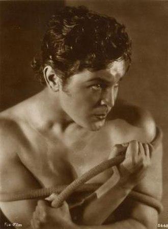 Charles Morton (actor) - Publicity shot (1927)