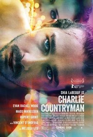 Charlie Countryman - Theatrical release poster