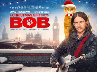 <i>A Gift from Bob</i> 2020 film by Charles Martin Smith