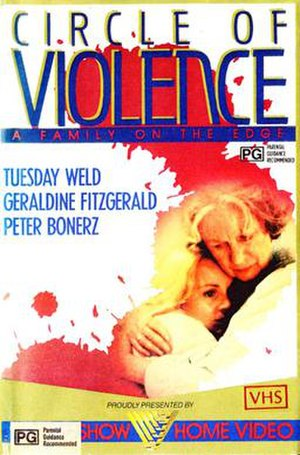Circle of Violence: A Family Drama - Tuesday Weld and Geraldine Fitzgerald
