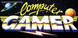 Computer Gamer - Image: Computer Gamer UK logo