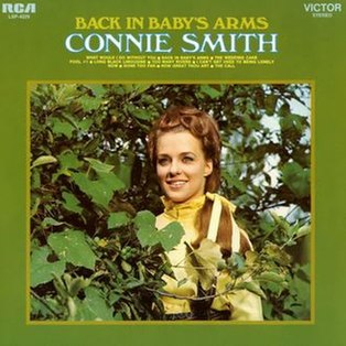 Connie Smith-Back in Baby%27s Arms