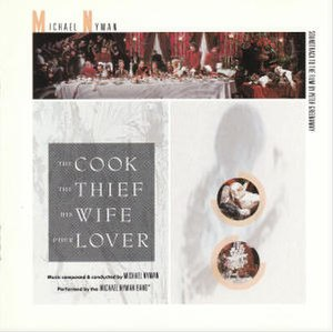 The Cook, the Thief, His Wife & Her Lover (soundtrack) - Image: Ctwl