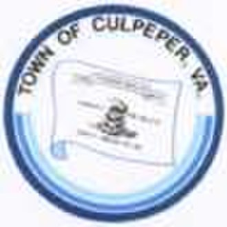 Culpeper, Virginia - Image: Culpeper Seal