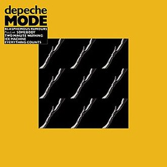 Blasphemous Rumours / Somebody - Image: Depeche Mode Blasphemous Rumours