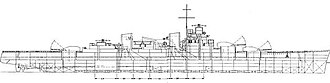 Design 1047 battlecruiser - Image: Design 1047 battlecruiser