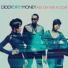 Diddy-Dirty Money - Ass On The Floor (Featuring Swizz Beatz).jpg
