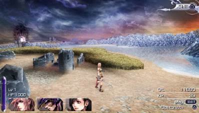 Dissidia 012 Story Screenshot