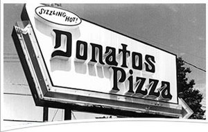 Donatos Pizza - The original pizza restaurant on Thurman Avenue in Columbus is still one of the busiest and most successful locations.