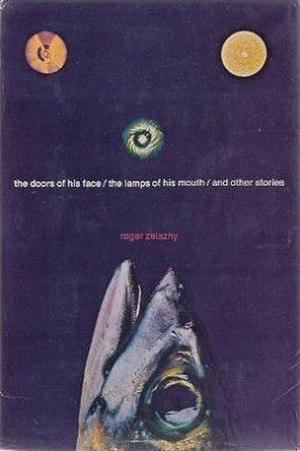 The Doors of His Face, The Lamps of His Mouth, and Other Stories - Dust jacket from first edition