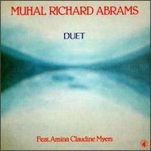 Duet (Muhal Richard Abrams album) - Image: Duet (Muhal Richard Abrams album)