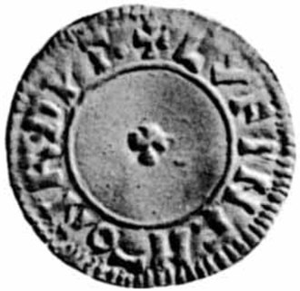 Penny (English coin) - Image: Edgarrev