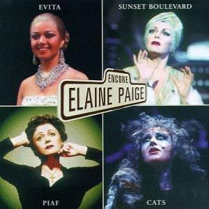 Encore (Elaine Paige album) - Image: Elaine Paige Encore