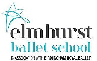 Elmhurst Ballet School - Image: Elmhurst School for Dance Logo