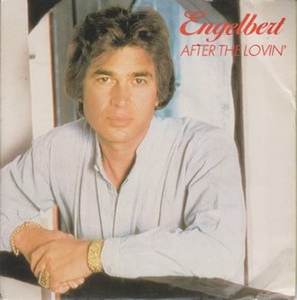 After the Lovin' - Image: Engelbert Humperndick After the Lovin single
