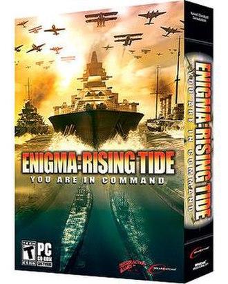 Enigma: Rising Tide - Enigma: Rising Tide boxart