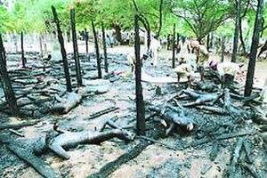 Erwadi fire incident - Image: Erwadi Fire 1