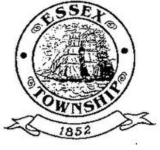 Essex, Connecticut - Image: Essex C Tseal