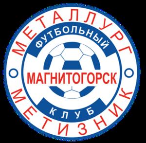FC Magnitogorsk - Image: FC Magnitogorsk Badge
