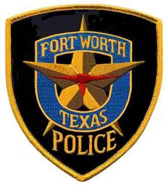 Fort Worth Police Department - Image: FWPD Patch