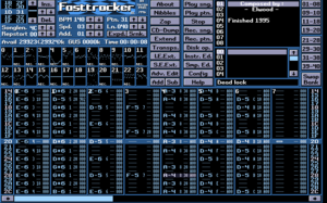 FastTracker II screenshot