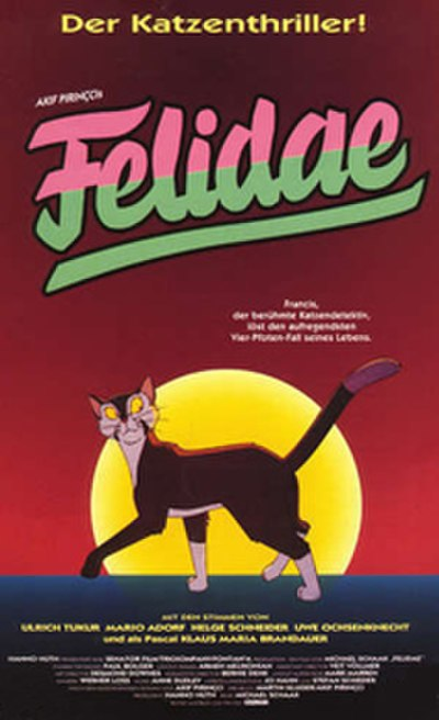 Picture of a movie: Felidae