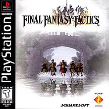 Final Fantasy Tactics - Wikipedia
