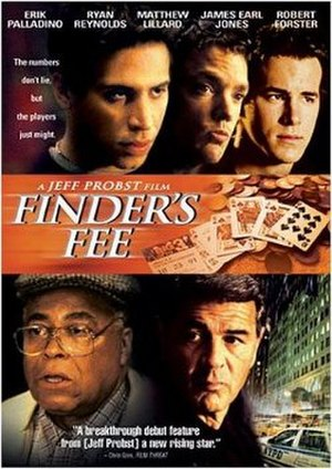 Finder's Fee - Finder's Fee DVD cover