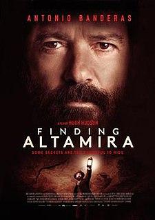 <i>Altamira</i> (film) 2016 film by Hugh Hudson