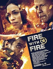 Fire with Fire (2012) Watch Online 300MB BRRip 480p Dual Audio